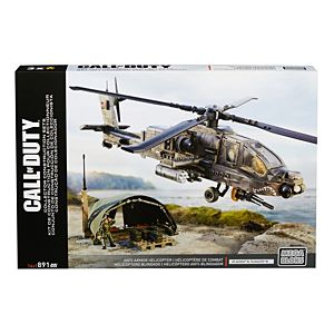 Mega Bloks® Call of Duty® Anti-Armor Helicopter