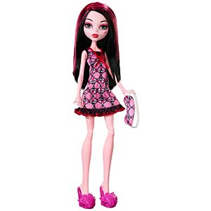 Monster High® Sleepover Fun Draculaura® Doll