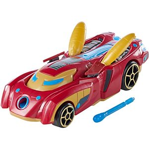 Hot Wheels® Marvel Iron Man™ Projectile  Vehicle