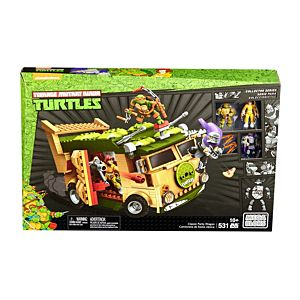 Mega Bloks® Teenage Mutant Ninja Turtles™ Classic Party Wagon