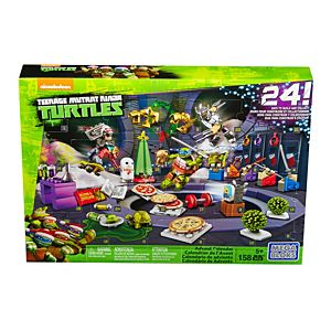 Mega Bloks® Teenage Mutant Ninja Turtles™ Advent Calendar