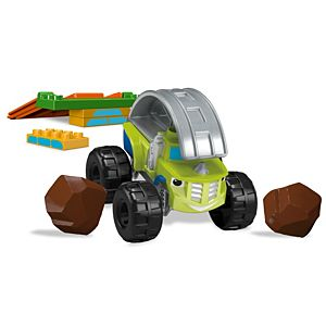 Mega Bloks® Blaze™ and the Monster Machines Smash Stunt Zeg
