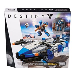 Mega Bloks® Destiny Cabal Interceptor