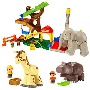 Little People® Big Animal Zoo Gift Set