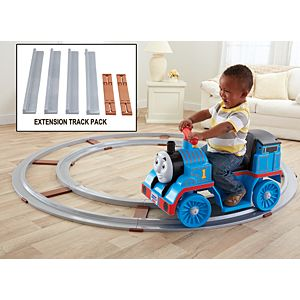 Thomas Power Wheels Gift Set