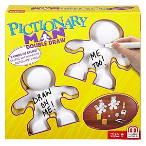 Pictionary Man Double Draw™ Game