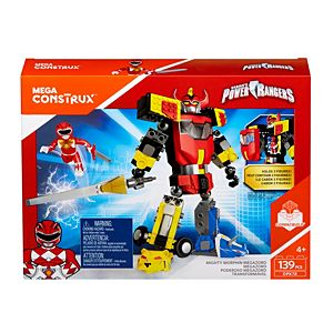 Mega Construx Mighty Morphin Power Rangers Movie Megazord Set