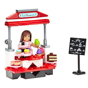 Mega Construx American Girl: Grace's Pastry Cart
