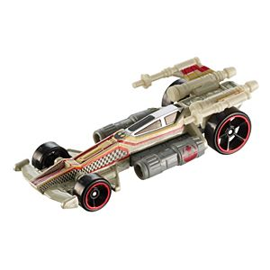 Hot Wheels® Star Wars™ Classic Luke's X-Wing Carship Vehicle