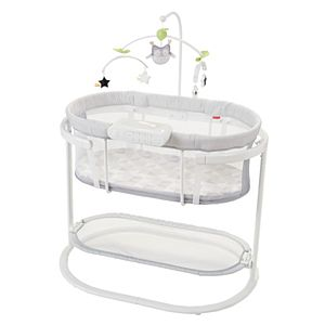 Soothing Motions™ Bassinet with Smart Connect™