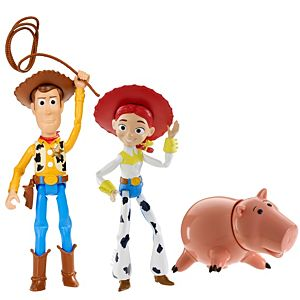 Toy Story Andy's Imagination Gift Set