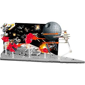 Hot Wheels® Star Wars™ Starship Battle Scenes Play Set