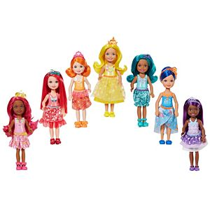Barbie® Rainbow Cove™ 7 Doll Gift Set