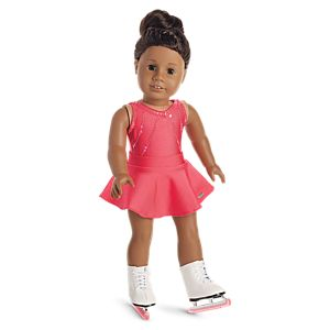 Sparkle & Spin Skating Outfit for 18-inch Dolls