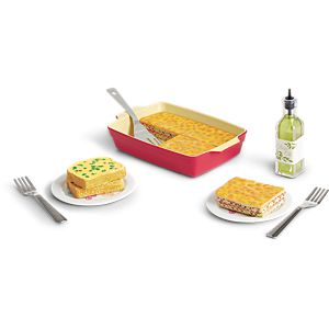Lasagna Dinner Set