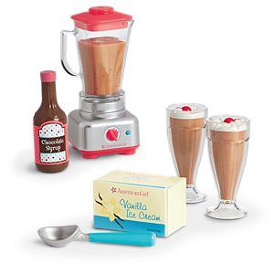 Blender & Milkshake Set
