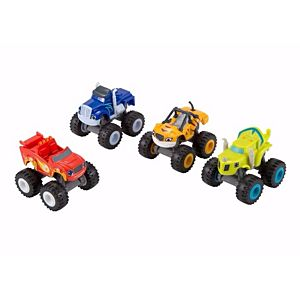 Blaze And The Monster Machines™ Blaze & Friends