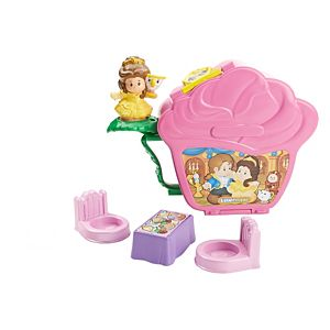 Disney Princess Belle's Fold 'n Go Rose by Little People®