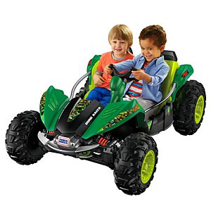 Power Wheels® Nickelodeon™ Teenage Mutant Ninja Turtles™ Dune Racer