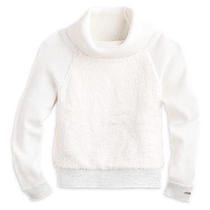 Enchanting Winter Sweater for Girls