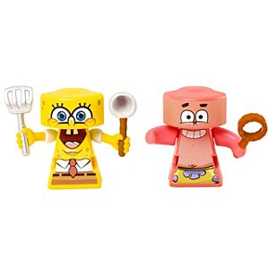 VS Rip-Spin Warriors™ Spongebob Vs. Patrick 2 Pack