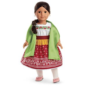 Josefina's Festival Outfit for 18-inch Dolls