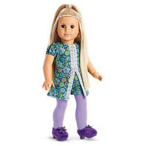 Julie's New Year's Eve Outfit for 18-inch Dolls