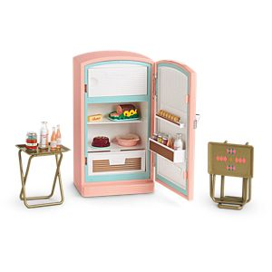 Maryellen's Refrigerator & Food Set