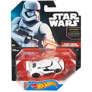 Hot Wheels® Star Wars™ Character Car First Order Stormtrooper™