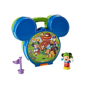 Magic Of Disney Mickey's Fold 'N Go™ By Little People®