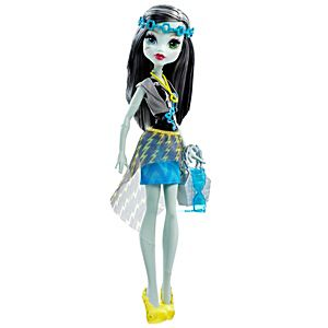 Monster High® Day-To-Night Fashions Frankie Stein® Doll