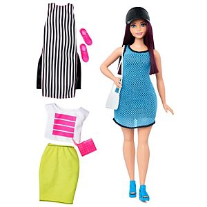 Barbie® Fashionistas® 38 So Sporty Doll & Fashions - Curvy
