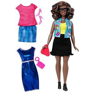 Barbie® Fashionistas® 39 Emoji Fun Doll & Fashions - Curvy