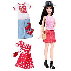 Barbie® Fashionistas® 40 Pizza Pizzazz Doll & Fashions - Petite