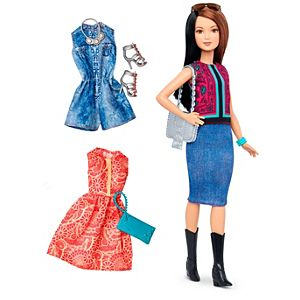 Barbie® Fashionistas® 41 Pretty in Paisley Doll & Fashions - Petite