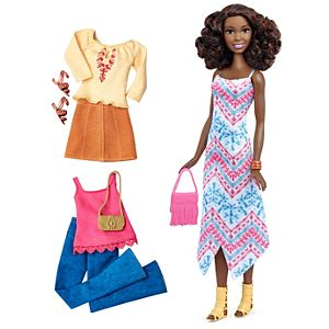 Barbie® Fashionistas® 45 Boho Fringe Doll & Fashions - Tall