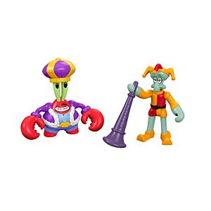 Imaginext® SpongeBob™ Squidward & Mr. Krabs