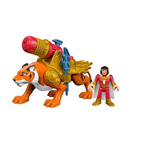 Imaginext® DC Super Friends™ Shazam! & Tiger