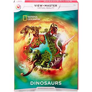 View-Master® National Geographic Dinosaurs