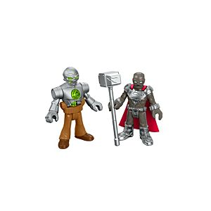 Imaginext® DC Super Friends™ Steel & Metallo
