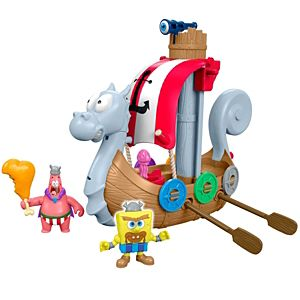 Imaginext® Spongebob™ Viking Ship