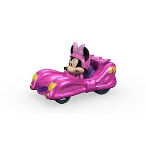 Disney Mickey and the Roadster Racers - Minnie's Pink Thunder