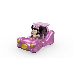 Disney Mickey Mouse Clubhouse - Minnie's Bow-Tastic Bow-Mobile
