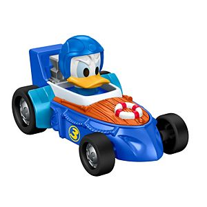 Disney Mickey and the Roadster Racers - Donald's Cabin Cruiser