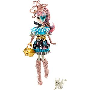 Monster High® Shriekwrecked™ Nautical Ghouls Rochelle Goyle™ Doll