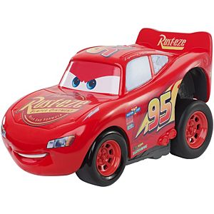 Disney•Pixar Cars 3 Revvin' Action Lightning McQueen Vehicle