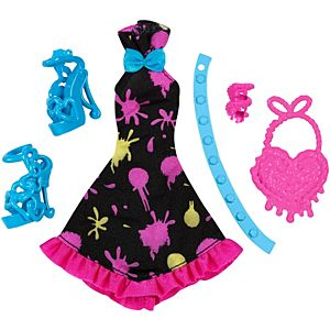 Monster High® Fashion Pack - Spooky Splatters
