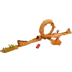 Disney•Pixar Cars 3 Willy's Butte Transforming Track Set