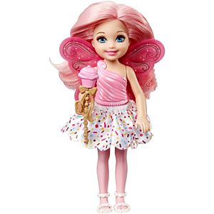 Barbie™ Dreamtopia Small Fairy Doll Cupcake Theme