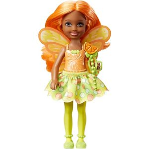 Barbie™ Dreamtopia Small Fairy Doll Citrus Theme